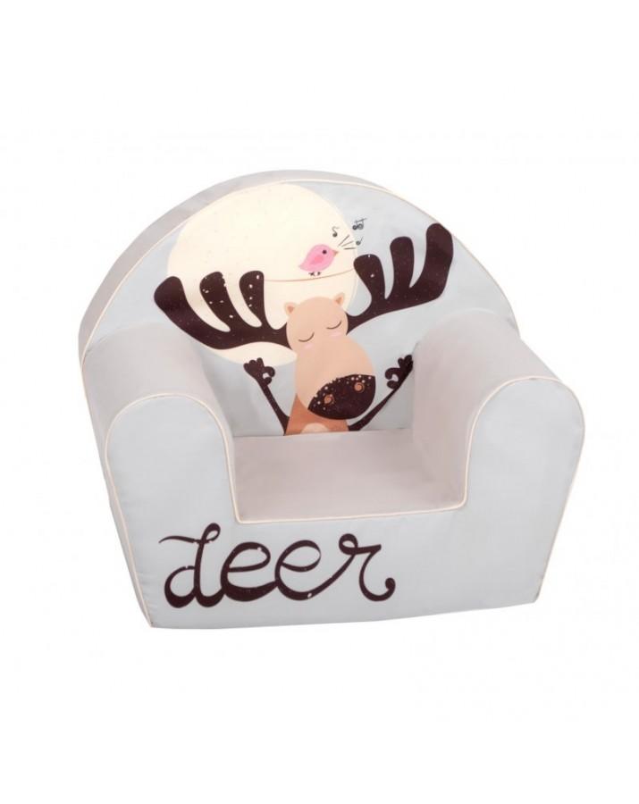 """Mielas foteliukas - """"Deer"""""""
