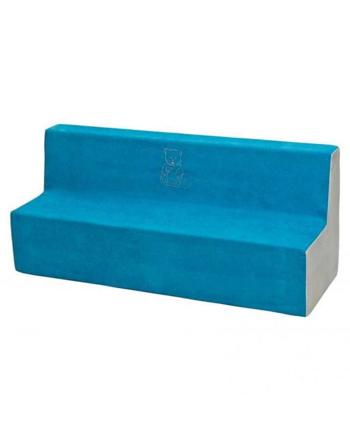 Minkšta vaikiška sofa - &..
