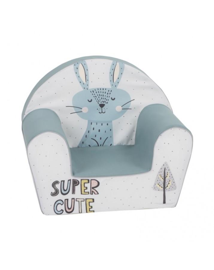 "Minkštas - žaismingas fotelis - ""Super Cute"""