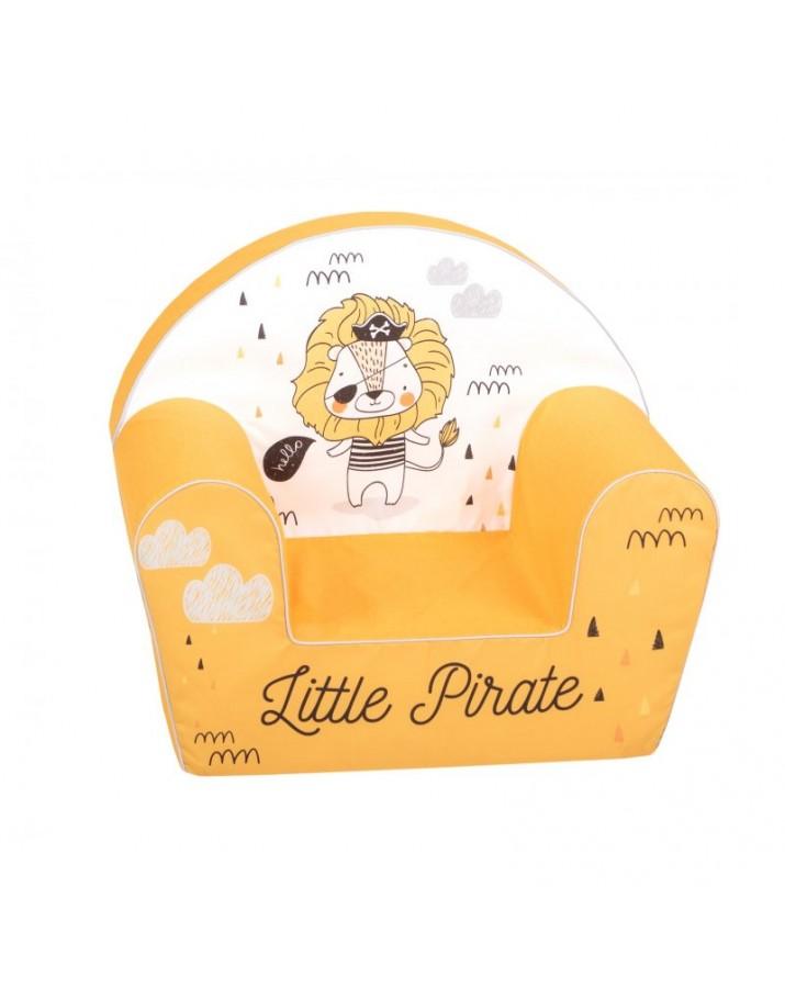 """Ryškus foteliukas - """"Mažasis piratas"""""""