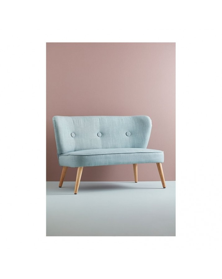 Moderni vaikiška sofa (melsva)