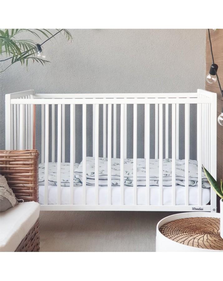 """Balta lovytė kūdikiams - """"Craft"""""""