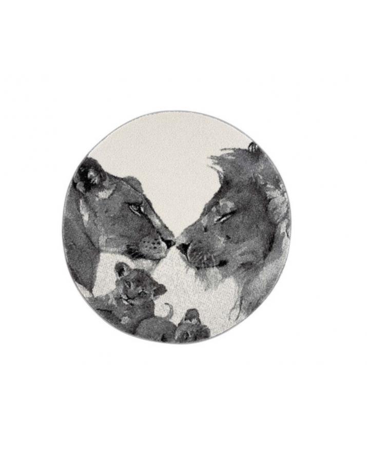 Kilimas su liūtais