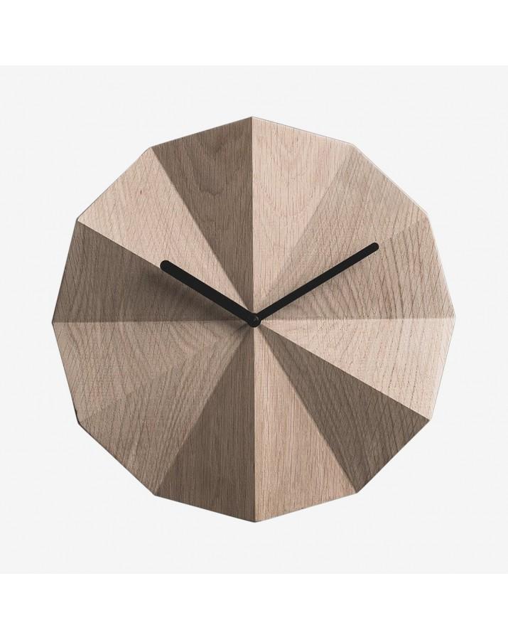 Ąžuolinis sieninis laikro..