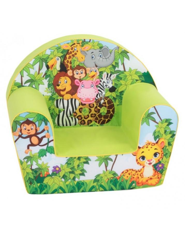 Vaikiškas foteliukas Zoo Park