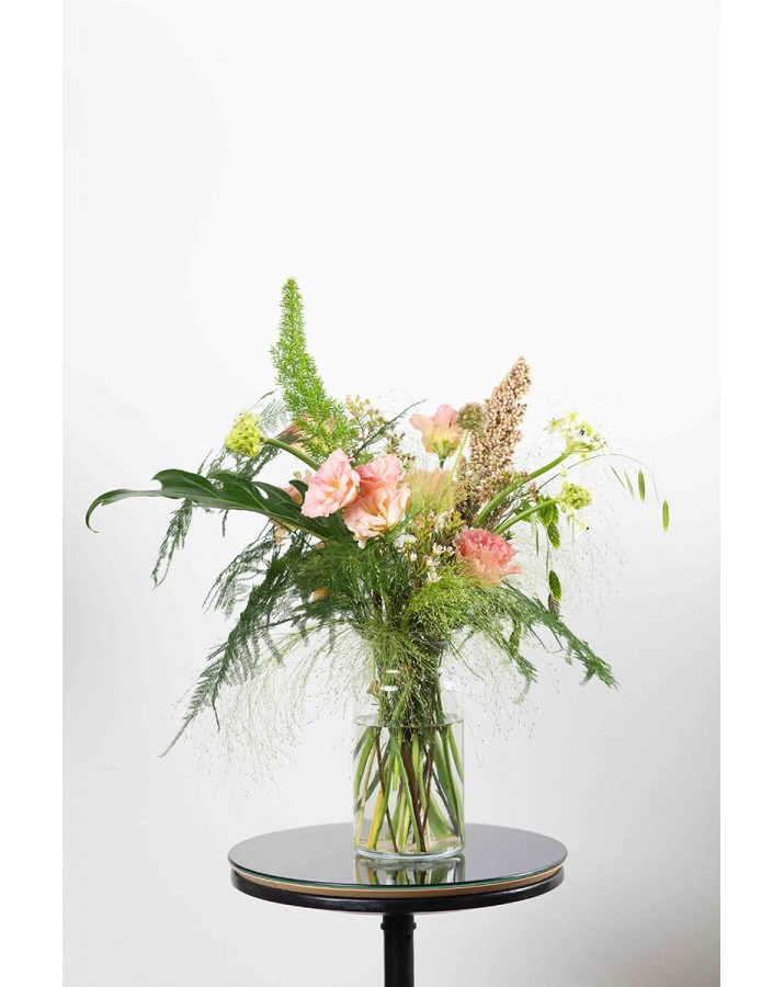 Gėlių puokščių prenumerat..