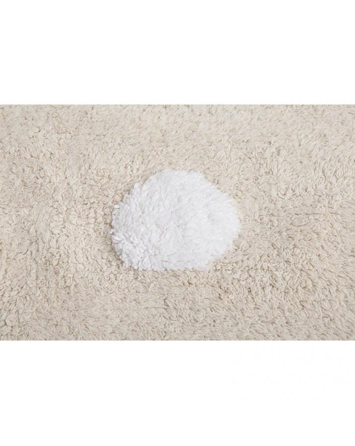 Kreminis skalbiamas kilim..