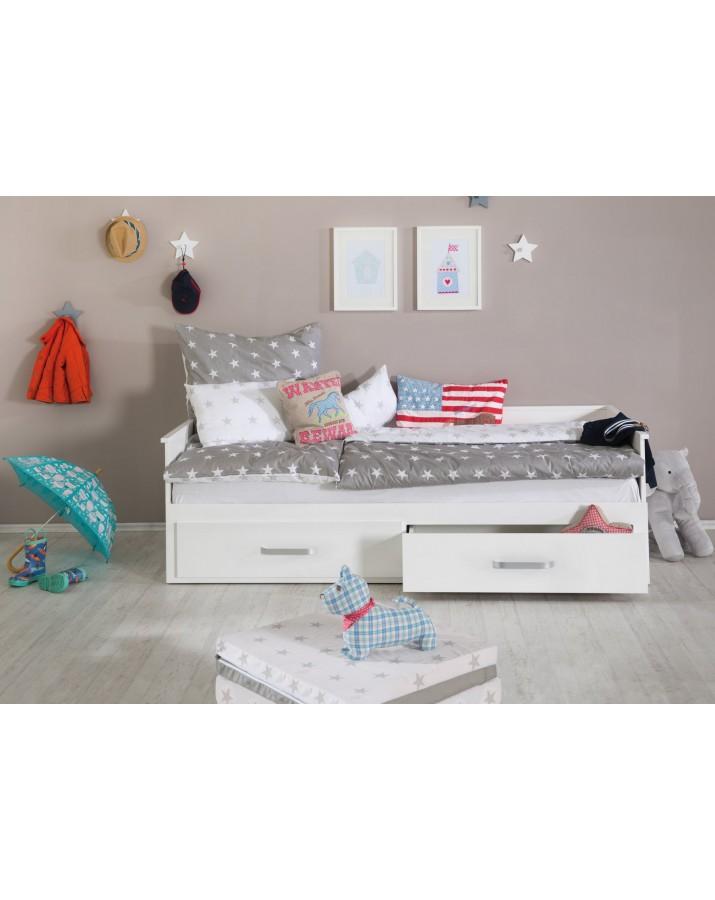 Išskleidžiama vaikiška lova Moritz