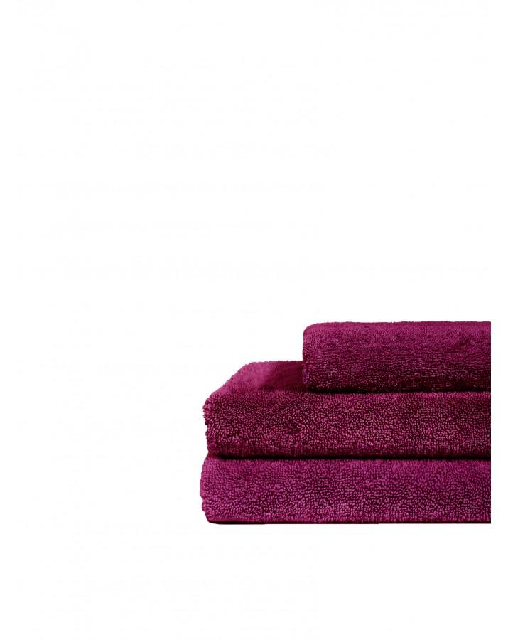 Vonios rankšluostis Oriental Red