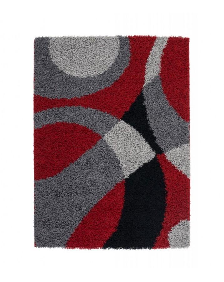 Geometrinių motyvų kilima..