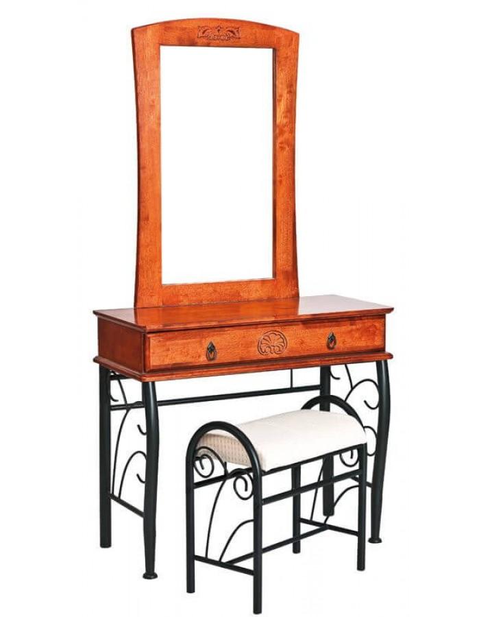 Kosmetinis staliukas su kėdute Abuja