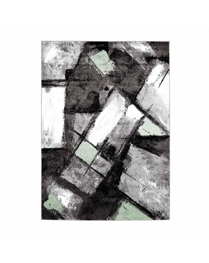 Žalių fragmentų kilimas -..