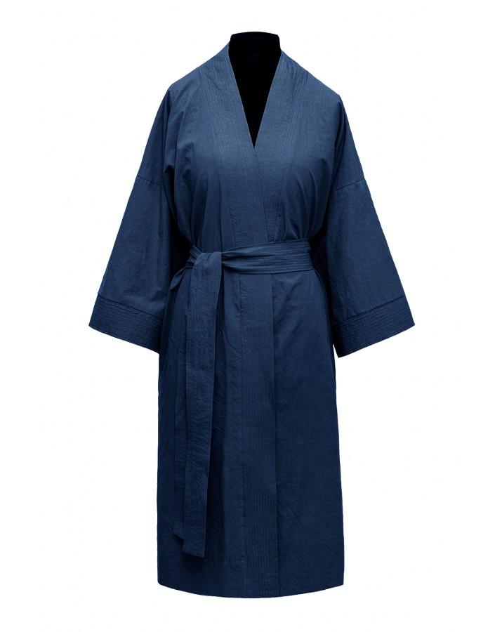 Kimono chalatas Denim
