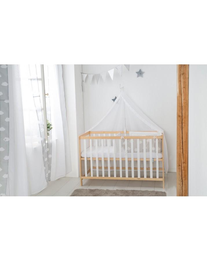 Dvispalvė lovytė kūdikiui