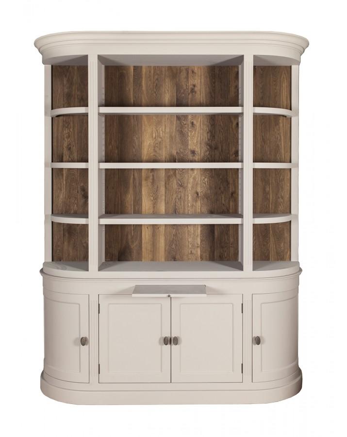 Indauja Round door