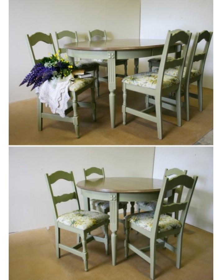 Išskleidžiamas valgomojo stalas Riviera 3