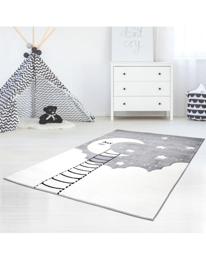 Pilkas vaikiškas kilimas ..