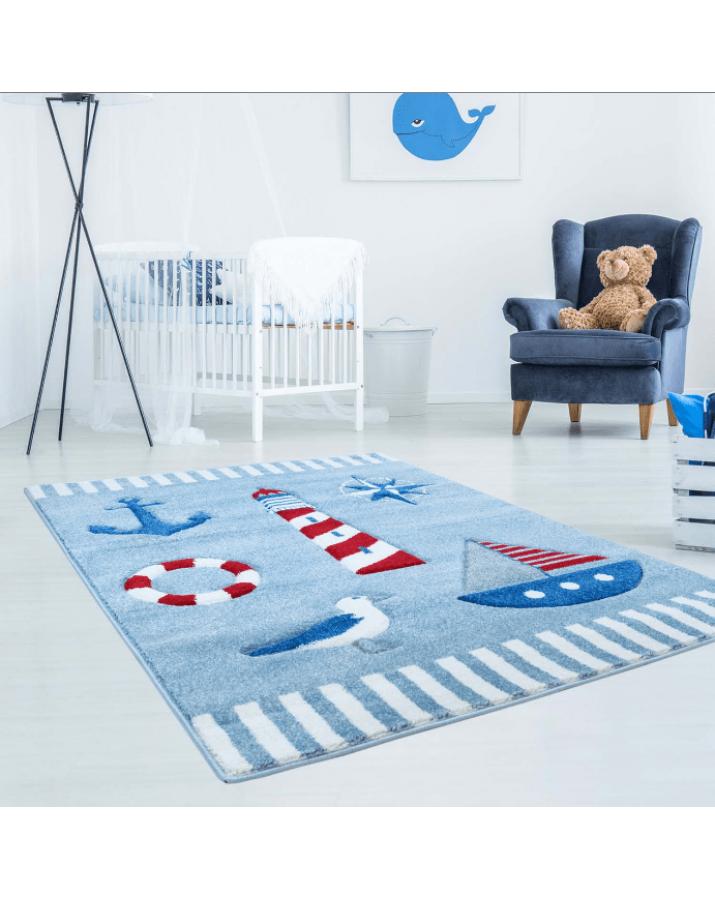 """Mėlynas kilimas """"Jūr.."""