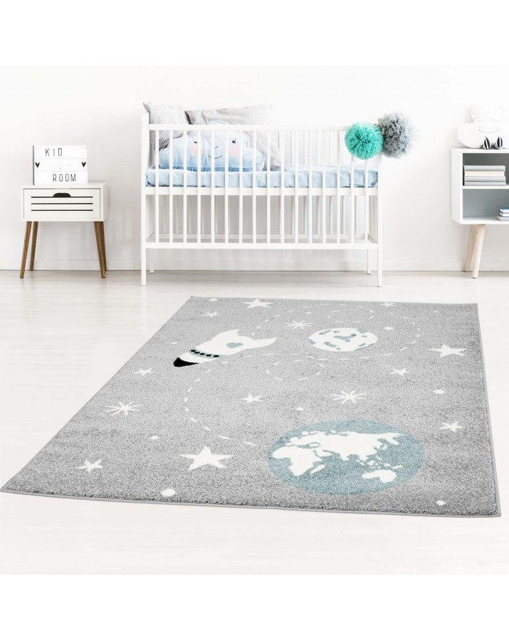 """Vaikiškas kilimas """"Kosmosas"""""""