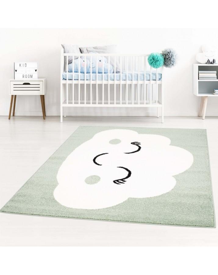 "Žalsvas kilimas ""Mielas debesėlis"""