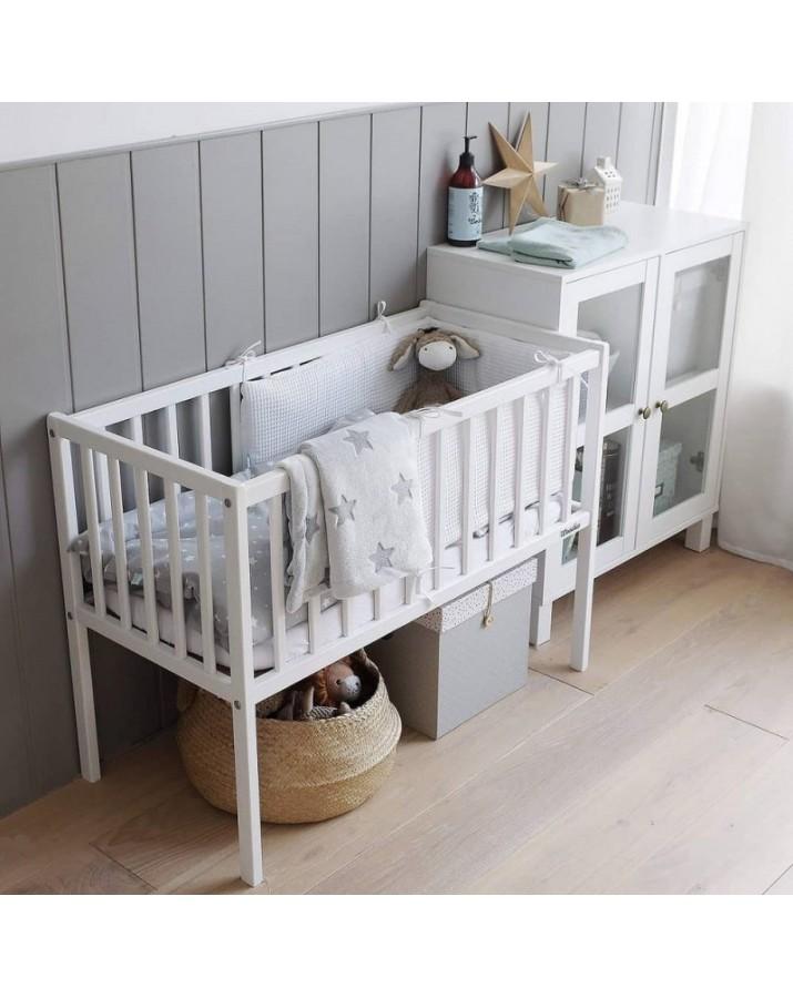 """Mini kūdikių lovytė - """"Crib white"""""""