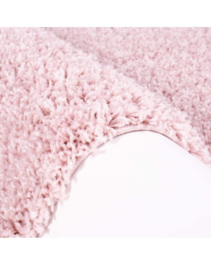 Švelnus rožinis kilimas S..