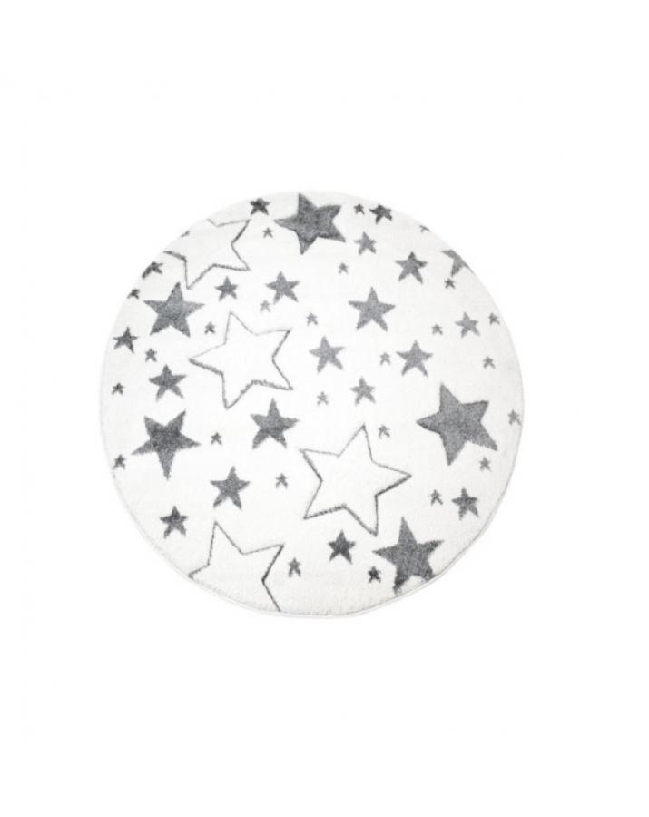 """Vaikiškas kilimas """"Baltos žvaigždelės"""""""