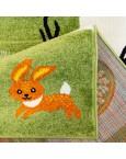 """Vaikiškas kilimas """"Miško gyventojai"""""""