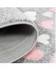 """Vaikiškas kilimas """"Širdelių lietus"""""""