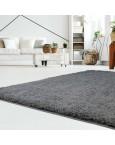 Vaikiškas kilimas Softshine tamsiai pilkas