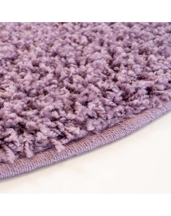 """Violetinis minkštas kilimas """"Shaggy"""""""