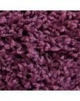 Švelnus violetinis kilimas Shaggy Fine