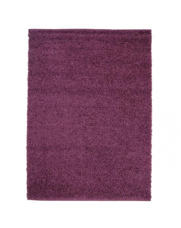 Švelnus violetinis kilima..