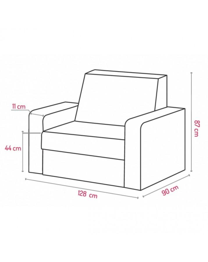 Dvivietė sofa Allison