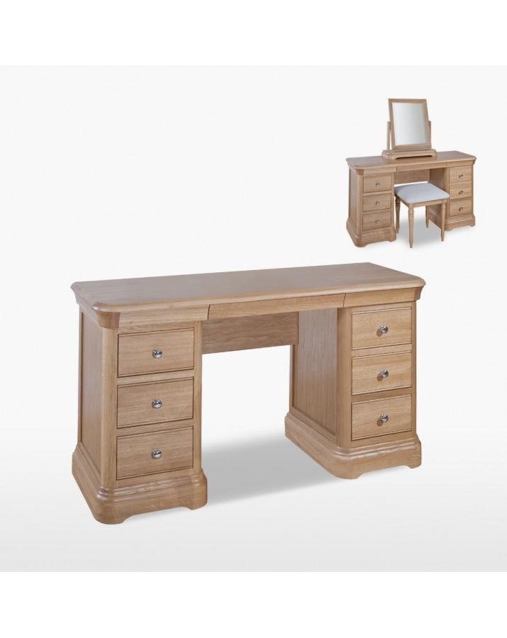 Kosmetinis stalas Lamont