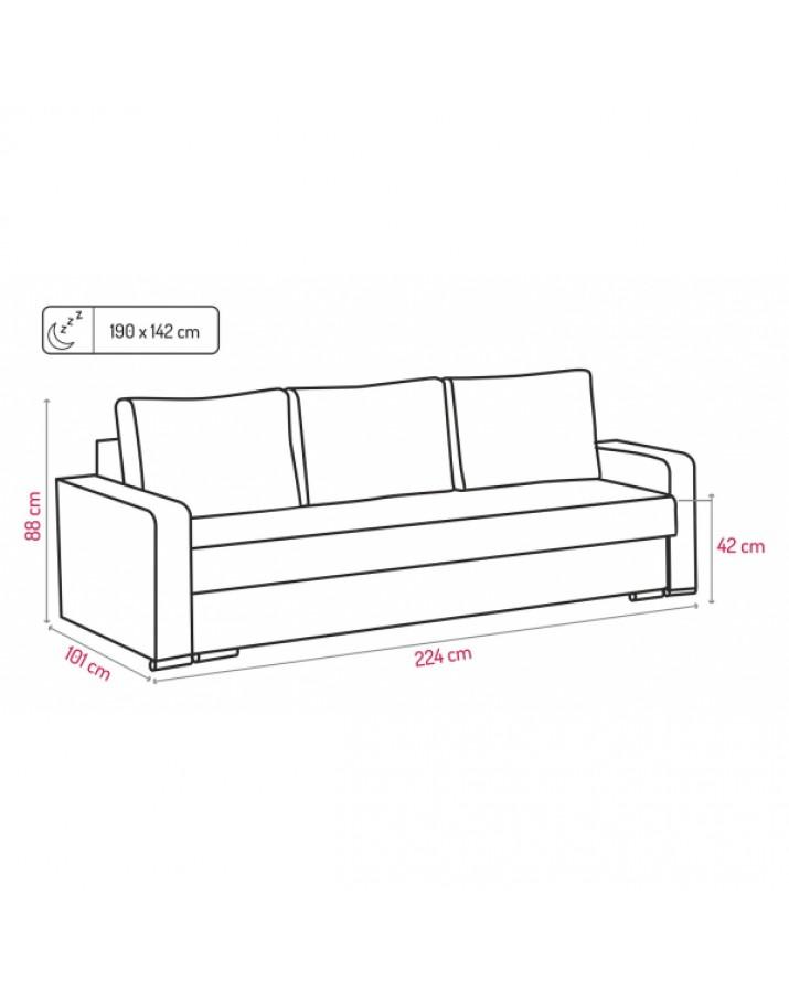 Sofa-lova Reagan