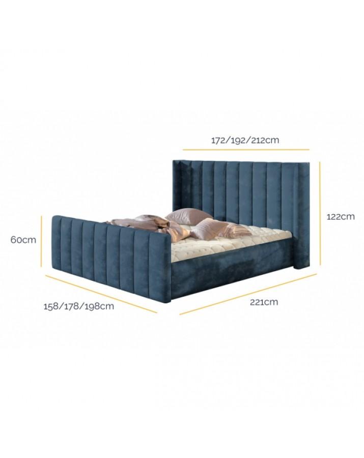 Dvigulė lova Valeria