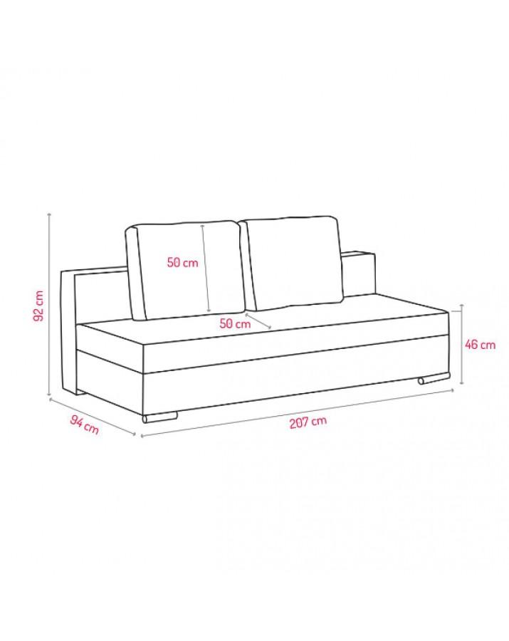 Sofa-lova Kayla