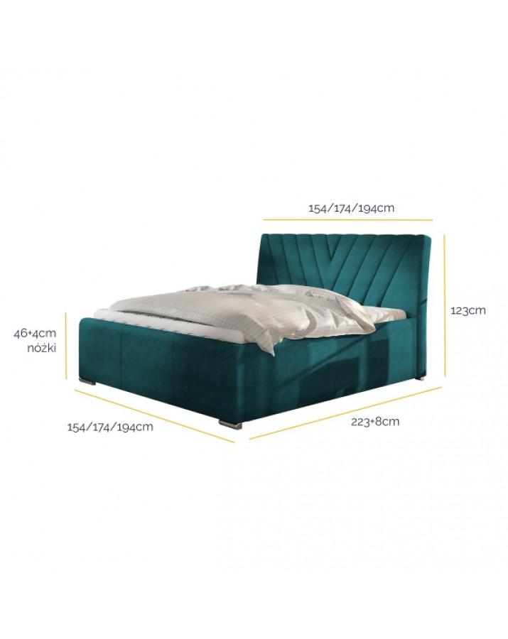 Dvigulė lova Alyssa