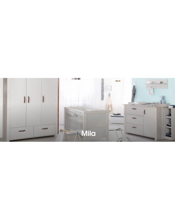 Trijų durų spinta Mila
