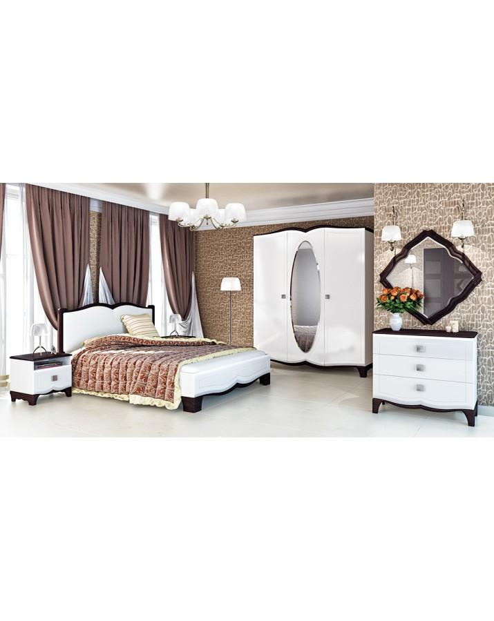 Dvigulė lova Trinity 160