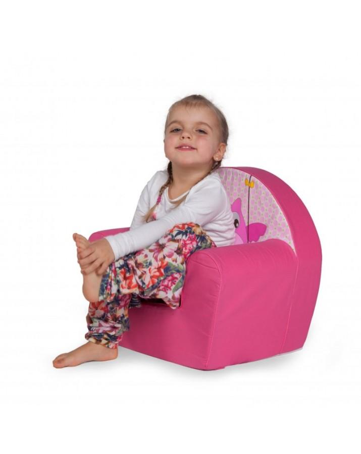 Vaikiškas foteliukas Išdidi lama